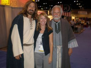Me, Jesus and Moses