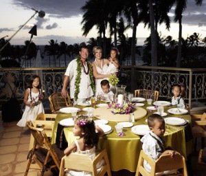 Jon and Kate Plus 8 in Hawaii During Season 4