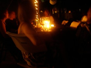 A Baby Shower By Candlelight