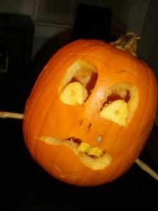 Tim's Bumpkin Pumpkin