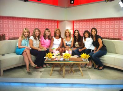group with KL and Hoda