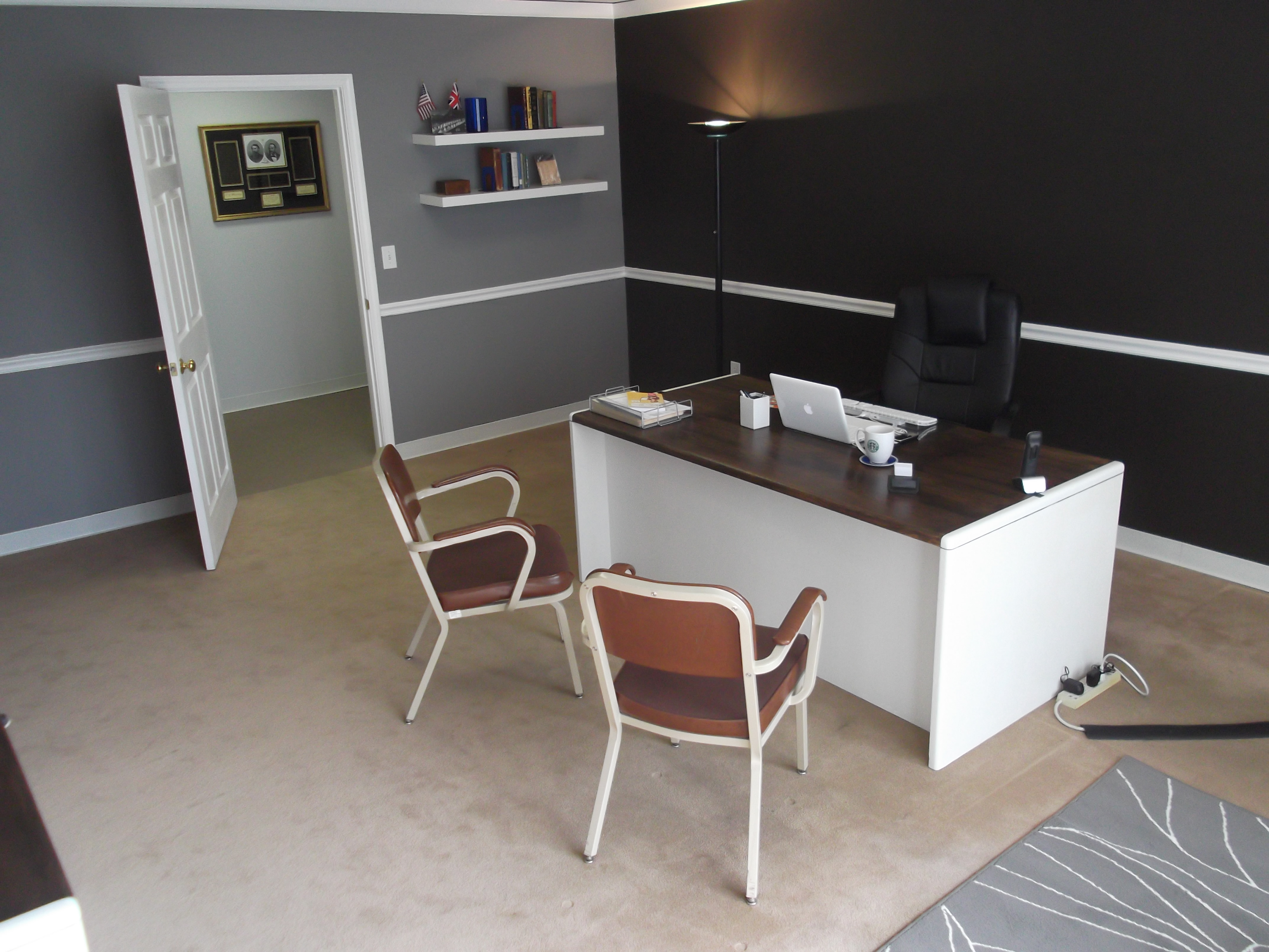 Timu0027s Office Makeover